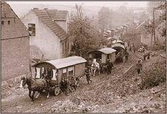 *Gypsy caravan