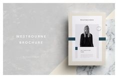 Ad: Westbourne Brochure by Studio Standard on The Westbourne Portfolio template is a 30 page Indesign brochure template available in both and US letter sizes. The Westbourne brochure Brochure Layout, Brochure Design, Branding Design, Magazine Design, Indesign Brochure Templates, Stationery Templates, Identity, Pencil Illustration, Creative Illustration