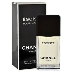 Chanel Egoiste, woda toaletowa dla mężczyzn 50 ml | iperfumy.pl