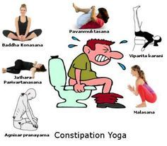 Yoga for constipation http://www.yogaweightloss.net/category/types-of-yoga/