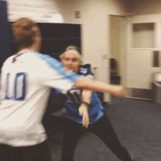 MUKE BRINGS MY HEART TO LIFE SORRY NOT SORRY >> don't forget, they hated each other in year 9