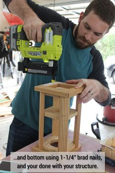 DIY Wine Bottle Bird Feed - Rogue Engineer - Step 11