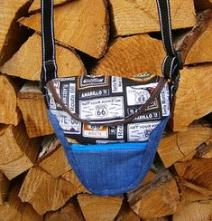 ULRIKES SMAATING: Kameratasche Nahaufnahme String Bikinis, Swimwear, Bags, Fashion, Close Up Photography, Upcycling Ideas, Taschen, Dental Floss, Purses