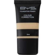 BYS Foundation Primer creates a clean, smooth canvas that holds your make up in place all day. Foundation Primer, Bys, Color Correction, Makeup Yourself, Your Skin, Moisturizer, How To Apply, Make Up, Cleaning