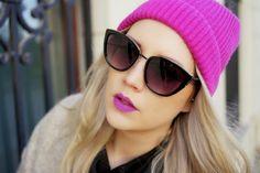 Life is Beautiful: Purple lips