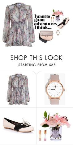 """""""Untitled #717"""" by aschwing ❤ liked on Polyvore featuring Zimmermann, Madewell, Côte Noire and Brunello Cucinelli"""