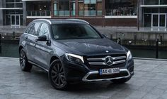 Test: Mercedes GLC 250d 4Matic -klassens ekstravagante