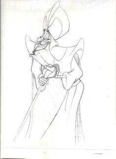 Nik Ranieri - Animator Jafar