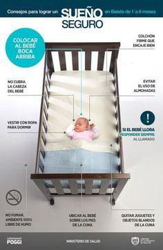 Niños seguros al dormir