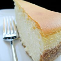 Famous Barr's Airy Fluffy Cheesecake by Sharon Conway