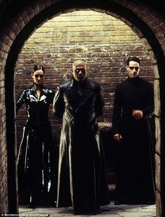Like this: They scored career defining hits when the appeared with Carrie-Anne Moss in the Matrix trilogy