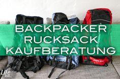 In dieser Backpacker Rucksack Kaufberatung stellen wir euch unsere Rucksäcke, Schutzsäcke, Dienstahlschutz und viele weitere praktische Dinge vor!