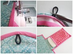 Ba changing mat pattern two options so sew easy travel diaper changing pad Baby Changing Mat, Diaper Changing Pad, Diy Messenger Bag, Handmade Baby Gifts, Burlap Pillows, Baby Patterns, Sewing Patterns, Easy Sewing Projects, Sewing For Beginners