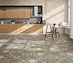 Padua Pattern 20x20cm ceramic tile