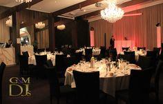 Wedding reception at Victoria Park Golf Club   G&M DJs   Magnifique Wedding Lighting #gmdjs #magnifiqueweddings #amazingvicpark #brisbanewedding @vicparkbrisbane  @gmdjs