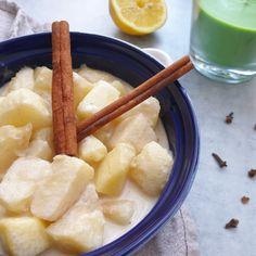 Recept: Vegán, krémes almaleves fitten élőknek, pudingmentesen | Stop Sugar