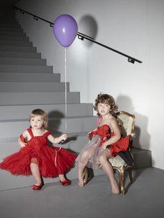 Tolle Neuigkeiten! Das Modelabel Lanvin kehrt zurück zu seinen Wurzeln: Zurück zu romantischer Mädchenmode!