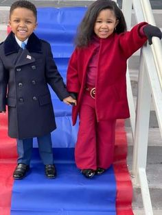 """Phyllis Randall on Twitter: """"I don't know whose babies these are but two things: 1. Representation Matters 2. They are sooooo DARN CUTE… """" African Fashion, Kids Fashion, Bless The Child, Cute Black Babies, Barack And Michelle, All Black Everything, Black Love, Cool Costumes, Make Me Smile"""