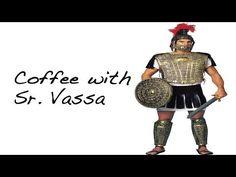 Coffee with Sister Vassa Ep.9 (Abramius&Maria/Oct29) - YouTube