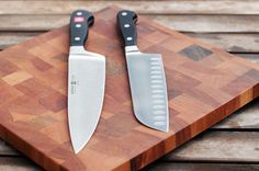 How to Pick the Perfect Chef's Knife