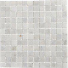 Mosa que mineral marbre artens cr me cm mosaic for Bathroom design 3x2