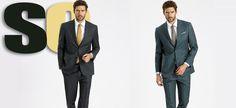 #moda La colección de trajes que SG te recomienda http://www.sgformen.com/coleccion-de-trajes-2015/