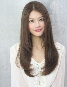 AFLOAT Xel-Haのヘアスタイル | 2014春ストレートヘアスタイル 縮毛矯正 | 東京都・青山・表参道の美容室 | Rasysa(らしさ)
