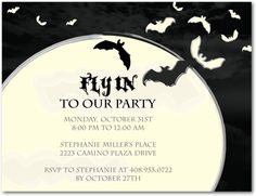 Expressing invitation beserta contoh percakapan singkat dalam bahasa halloween party invitations halloween cards at tiny prints stopboris Choice Image