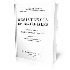 descargar libros gratis ingenieria : Resistencia de Materiales de S. Timoshenko | 8º EDICION