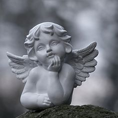 Free Image on Pixabay - Angel, Sitting, Figure, Deco Baby Angel Tattoo, Guardian Angel Tattoo, Angels Tattoo, Tattoo Baby, Cat Tattoo, Angel Images, Angel Pictures, Angel Sculpture, Sculpture Art