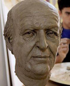 Le plus chaud Pic Sculpture head Populaire Sculpture Head, Human Sculpture, Sculptures Céramiques, Pottery Sculpture, Bronze Sculpture, Ceramic Sculpture Figurative, Traditional Sculptures, Sculpture Techniques, Human Anatomy Art