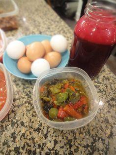 Healthy Meal Prep - Breakfast