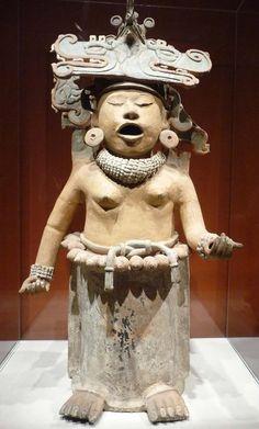 Xochipilli - deusa Asteca da arte, beleza e jogos