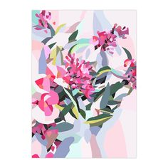 Flowering Gum Limited Edition Print