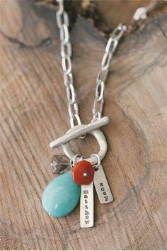 desert summer toggle necklace | Lisa Leonard Designs