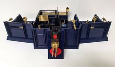 GI JOE HEADQUARTERS COBRA CUSTOM Vintage Action Figure Playset COMPLETE 1983  | eBay