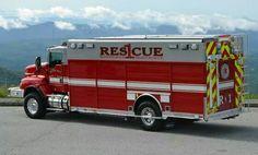 FD Heavy Rescue Squad.