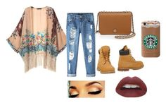 Sortiee ♥ by verianna on Polyvore featuring mode, Chicnova Fashion, Timberland and Tory Burch