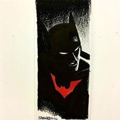 Terry McGinnis. Batman Beyond, Batman of the Future. By Chris Samnee                                                                                                                                                                                 More