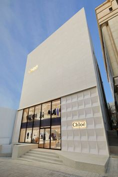 Seoul: Chloé flagship store opening – superfuture © Chloé