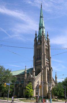 St. James Cathedral Toronto Ontario