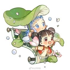 Chinese Cartoon, Cute Anime Chibi, Dibujos Cute, Sad Art, Character Development, Furry Art, Anime Guys, Anime Art, Illustration Art