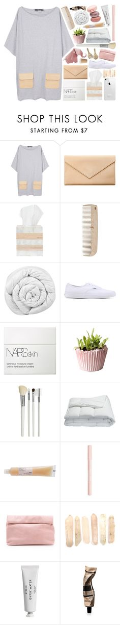 """Unicorns Battle ~ Round Four"" by scallydragon ❤ liked on Polyvore featuring Les Prairies de Paris, Carré Royal, Pigeon & Poodle, HAY, Brinkhaus, Vans, NARS Cosmetics, Cath Kidston, Frette and Davines"