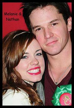 Melanie and Nathan - wish Melanie would come back to Days
