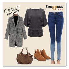 """""""Banggood"""" by thefashion007 ❤ liked on Polyvore featuring Spring and BangGood"""