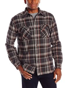 Royal Robbins Men's Log Jam Long Sleeve Shirt * Wow! I love this. Check it out now! : Hiking clothes