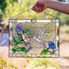 Making Stained Glass, Custom Stained Glass, Stained Glass Flowers, Faux Stained Glass, Stained Glass Designs, Stained Glass Panels, Stained Glass Projects, Stained Glass Patterns, Leaded Glass