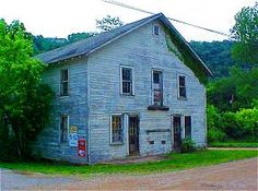 Charles McCoy built McCoy's Store and Camp in 1941 to serve as Devil's Elbow's store.  Rooms in the upstairs were rented out to travelers on old Route 66, Missouri.