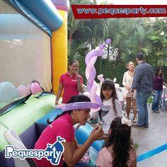 Especialistas en fiestas todo incluido  Fiestas PequesParty La Fábrica de…