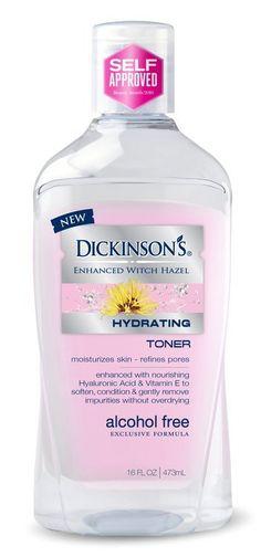 Dickinson's Enhanced Witch Hazel Hydrating Toner